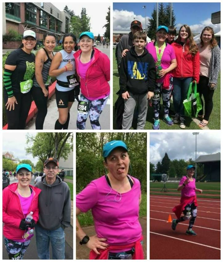 eugene marathon collage 2018